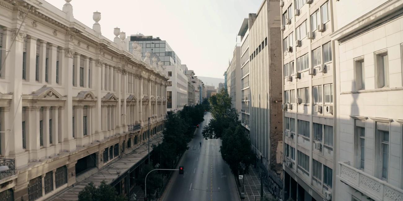 Agora II Film Still