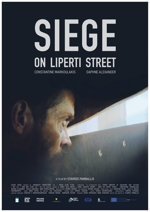 Sieges on Liperti Street Poster