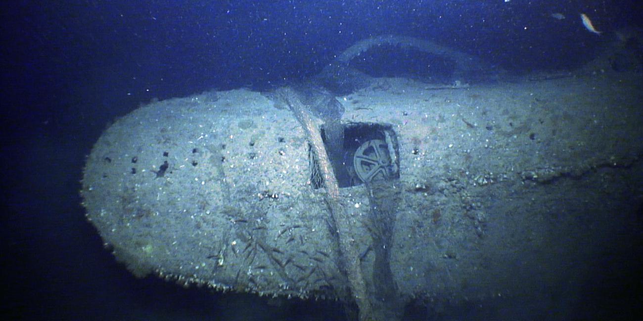 Y-1 Silence of the Deep Film Still