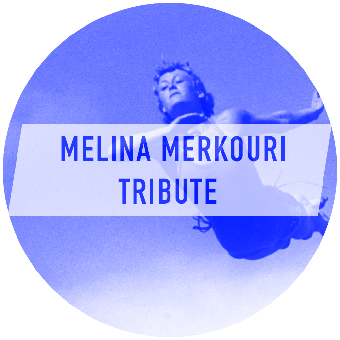 Melina Tribute Button