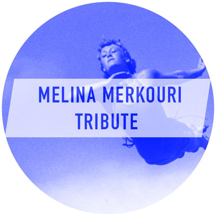 Melina Tribute Button