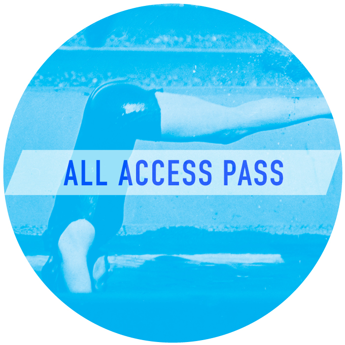 All Access Pass Button