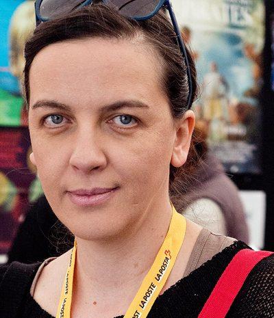Martichka Bozhilova