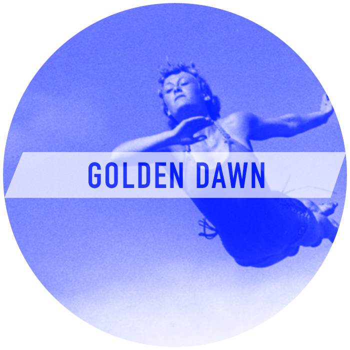 Golden Dawn Documentary Button