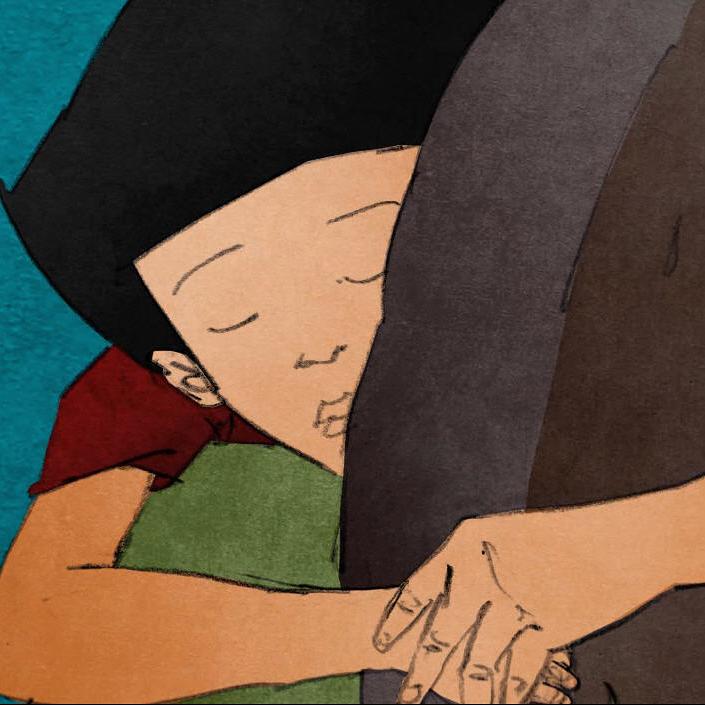 how many hugs still
