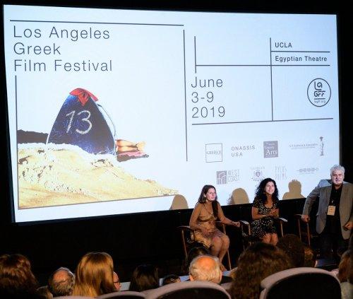 EPIPHANY Directors and writers-Katina Sossiadis_Koula Sossiadis Kazista_LAGFF Artistic Director-Aris Katopodis