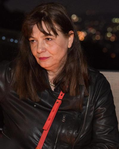 Filmmaker Dora Masklavanou
