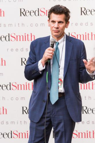 ReedSmith's Don Andrews