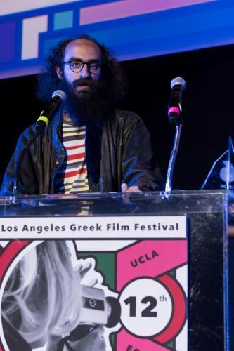 IPDF Filmmaker Yorgos Fourtounis, MFI Scholarship recipient